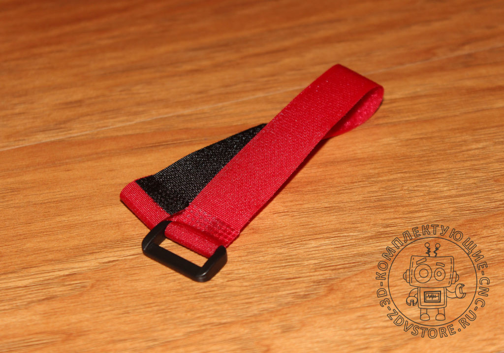 BATTERY-STRAP-RED