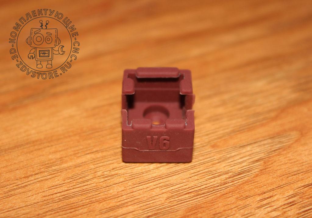 E3DV6-SILICONE-SOCK-BROWN-003