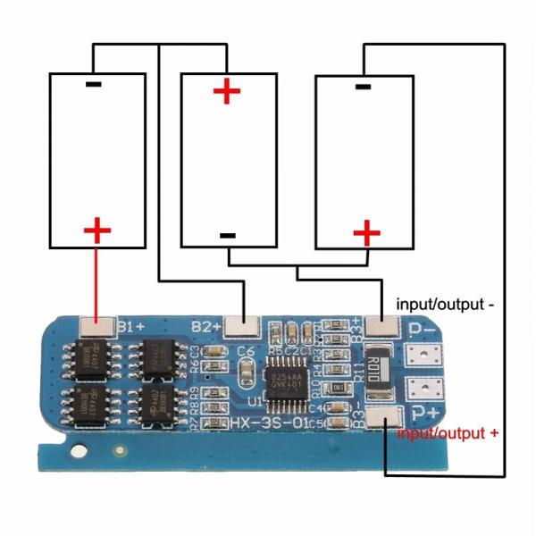 48v Lithium Battery Pack Neue Hybrid Batterie Von Bosch