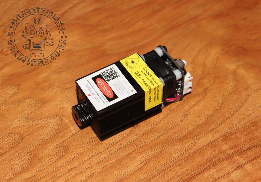 LASER-TTL-445NM-2500-002