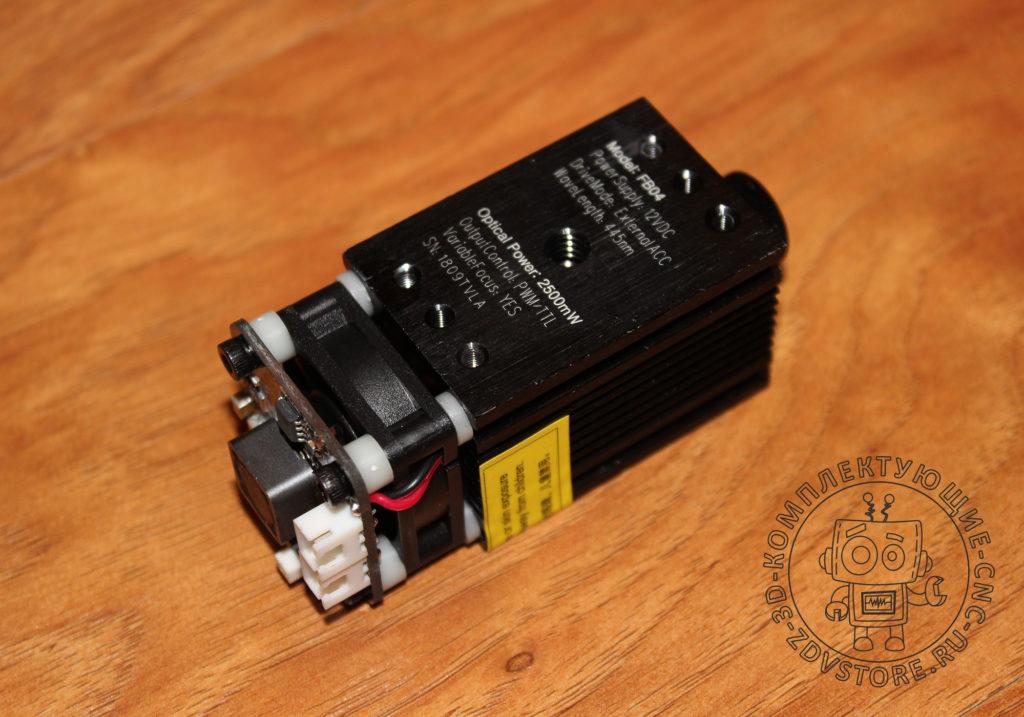 LASER-TTL-445NM-2500-004